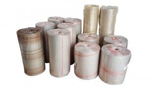 Rug&Carpet Film Sleeves for packing 30 kg