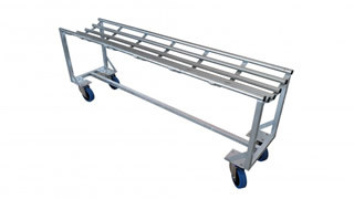 Rug&Carpet Trolley Economic 50-200 Hot - Dip Galvanised
